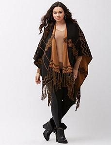 Blanket shawl by Pendleton