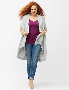 6th & Lane cashmere cocoon cardigan