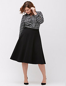 The Signature houndstooth shirt