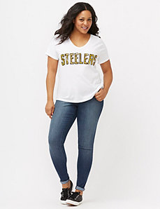 Pittsburgh Steelers sequin tee