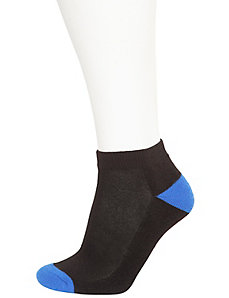 Color pop sport socks 3-pack