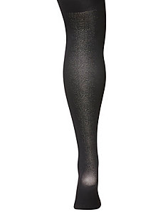 Sparkle back tights