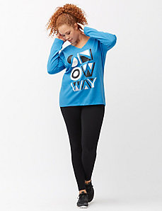 Snow Way long sleeve tee