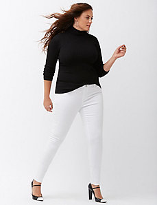 White Jeans For Plus Size