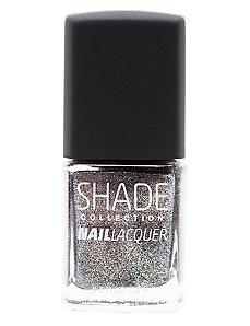 Sparkle Silver nail lacquer