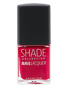 Rich Red nail lacquer
