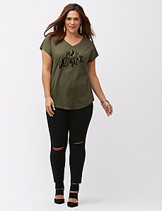 Take the Risk graphic tee