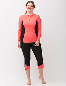 Sun Protection Long-Sleeve Rash Guard