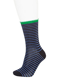 Roll top crew socks 2-pack