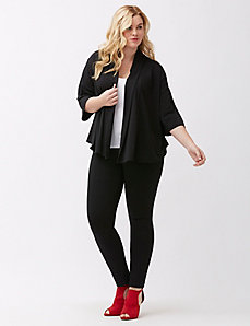 Simply Chic matte Jersey kimono jacket