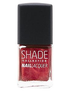 Deep Burgundy nail lacquer