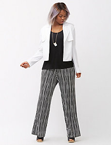 Infinite Stretch Cropped Trench