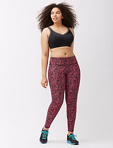 Printed active legging