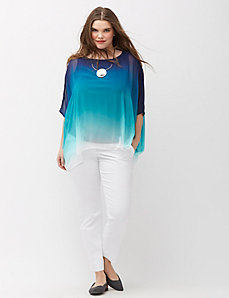 Ombre Drama Top