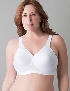 Glamorise® Magic Lift sport bra by Lane Bryant