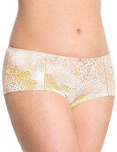 Dazzler microfiber boyshort panty