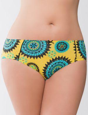 Dazzler microfiber hipster panty