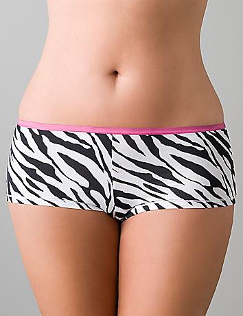 Tailored boyshort panty by Cacique