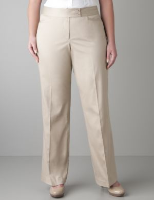 Sateen trouser