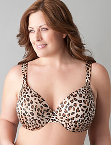Cushion comfort full coverage bra