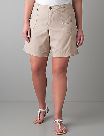 Womens plus size Classic short by Lane Bryant