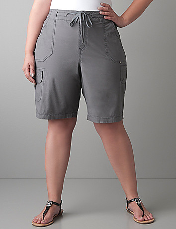 Full figure Bermuda short by Lane Bryant