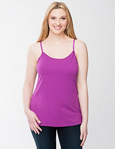 Smooth stretch cami
