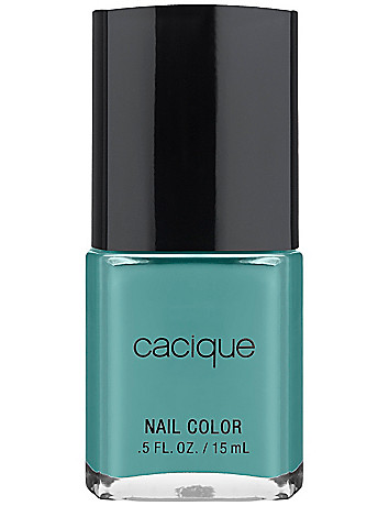 Seafoam nail color by Cacique