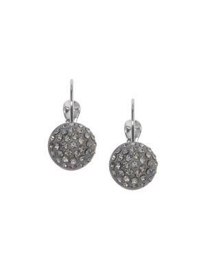 Cubic zirconium earrings by Lane Bryant