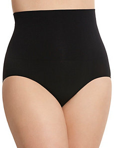 Seamless shapewear brief