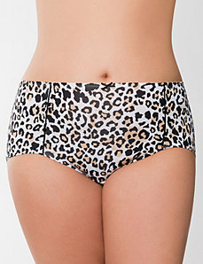 Dazzler microfiber brief panty by Cacique