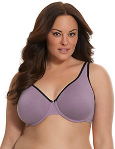 Cotton full coverage bra
