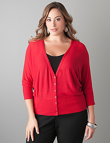 Plus Size Lightweight Cardigan by Lane Bryant