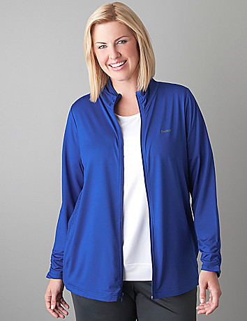 PlayDry active jacket by Reebok