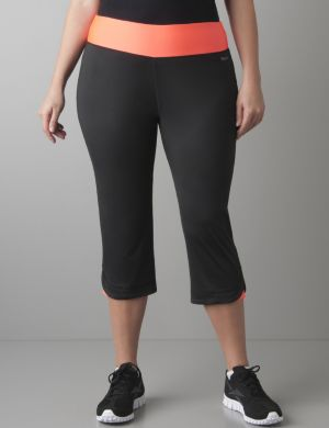 Colorblock active capri by Reebok
