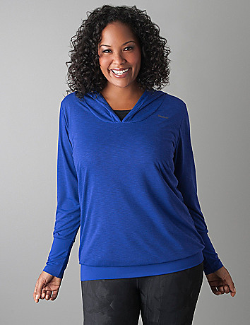 Plus Size Active Tank and Hoodie Combo by Reebok