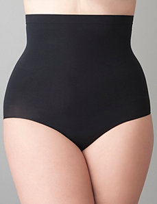 Plus Size Undie-tectable high waist panty by SPANX