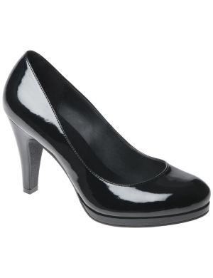 Patent heel
