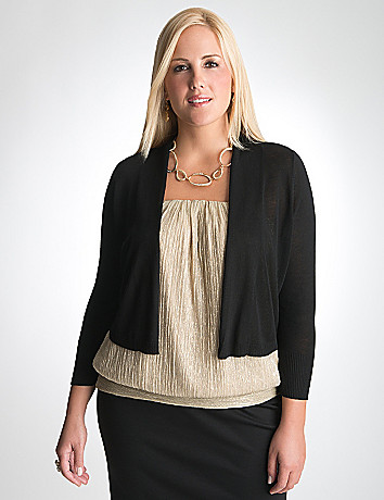 3/4 sleeve shrug