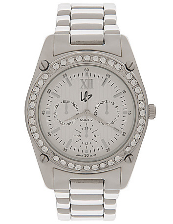 Round Face Fashion Watch by Lane Bryant