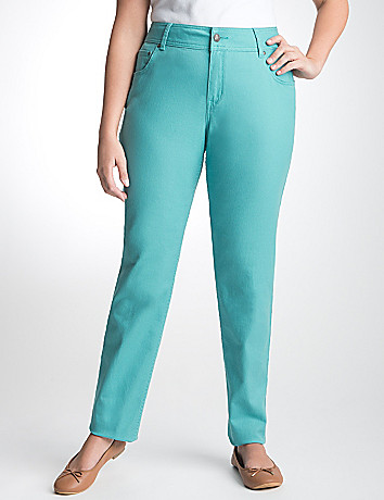 Plus Size Colored Skinny Jean by Lane Bryant