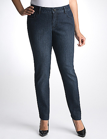 Full Figure Studded Skinny Jean by Lane Bryant