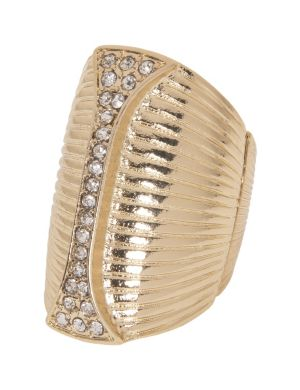 Stone fashion ring by Lane Bryant