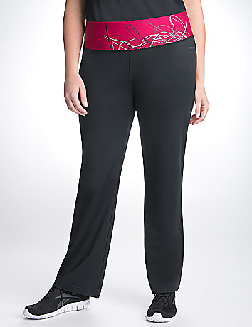 Plus Size Graphic Fitness Pant by Reebok