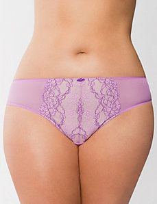 Passion lace tanga panty