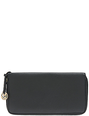 Zip around wallet by Lane Bryant