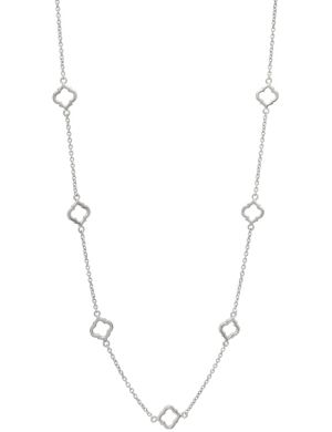 Station necklace by Lane Bryant