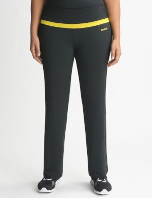Mesh trim active pant by Reebok