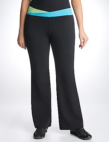 Plus Size Yoga Pant by Lane Bryant