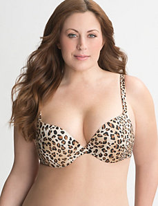 Cushion Comfort demi bra by Cacique